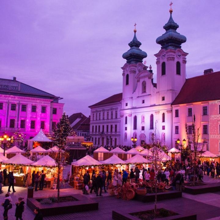 Advent Győrben